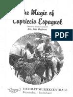 The Magic of Capriccio Espagnol
