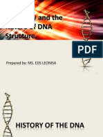 Discovery and the Nature of DNA Structure