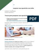 Trucos para preparar una oposición con éxito.pdf