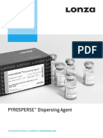 Package Insert - PYROSPERSE™ Dispersing Agent (English)_Original_27876