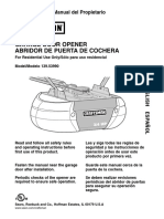 MOTOR PUERTA GARAGE SEARS.pdf