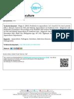 Probiotics in Aquaculture 2002