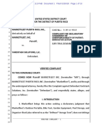 Marketfleet v. Yardstash - Complaint