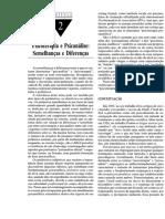 Fundamentos psicanalíticos Cap. 1