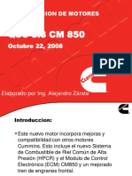 MOTOR QSC 8.3