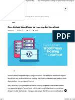 Cara Upload WordPress ke Hosting dari Localhost - Niagahoster Blog.pdf