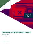 Kaspersky Lab Financial Cyberthreats in 2017