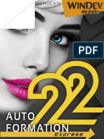 Autoformation Windev Mobile Express 22