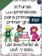 Lecturas Comprensivas Para Primaria Noa y Hugo PDF
