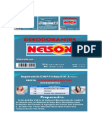 DEsodorantes Nelson