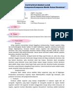 Rancangan Bahan Ajar Kd 3.7 Pertemuan 1
