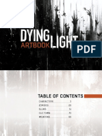 DyingLight Artbook
