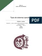 Tipos de Sistemas Operativos de Servidores