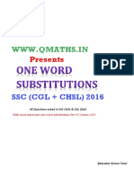 One Word Subs UPDATED [Www.qmaths.in]