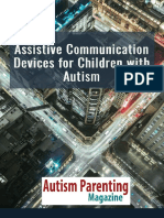 Assistive Technology Devices for Autism