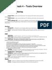 Backtrack Tool Notes