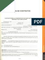 Modelo de Contrato Suma Alzada