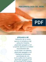 PSICOPATOLOGÍA DEL BEBE.ppt