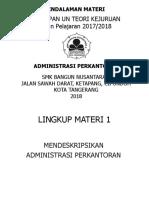 Bahan Materi PM Produktif AP 1718