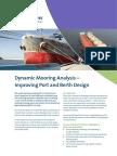 Dynamic Mooring Analysis