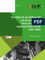 PolicyPapersCILAC PoliticaCientifcas GAL