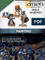 Warhammer 40K Como pintar marines espaciales.pdf