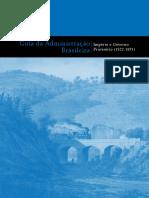 Guia Da Administração Brasileira de 1822 a 1889