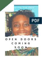 OPEN DOORS - Preview