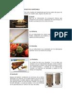 Instrumentos Musicales de Guatemala