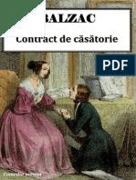 ] Contractul de Casatorie