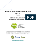 Manual Interface Epson Nf