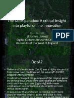 thedotaparadoxpresentation-jjarrettcomplete-140616103356-phpapp01.pdf