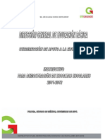 Instructivo de Escoltas Escolares 2011-2012
