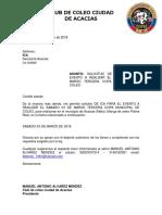 Club Deportivo de Coleo Ciudad de Acacias