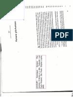 Texto 5 - TSP III - Dominique Lecourt (2005) - Humano Pos-Humano