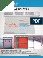 Catalogo Cortina de Ar Industrial