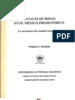 William Emery Doolittle (ed.)-Canales de riego en el México prehistórico _ la secuencia del cambio tecnológico-Universidad Autónoma Chapingo (2004)