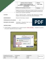 Instrucción Trabajo Error No Se Encontro El Servidor de Licencias Easymax