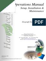 Oxygraph System Manual