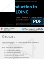 2018 03 01 - An Introduction to LOINC