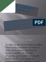 Salsa (Género Musical)