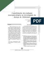 Contribuições neuropsicológica na investigação da doença de Alzheimer.pdf