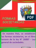 Formas Societarias 1