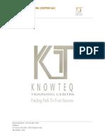 Knowteq Training Centre Llc