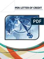 letter of credit report