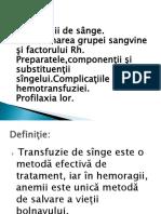 05.Hemotransfuzia