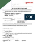 MSDS_Mobil Delvac Super1300-15W40
