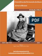 Bibliografía científica Fernando de Buen