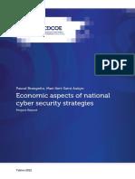Economics of Cybersecurity