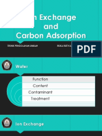 Ion Exchange and Carbon Adsorption_Riska Ristiyanti 21030116410011